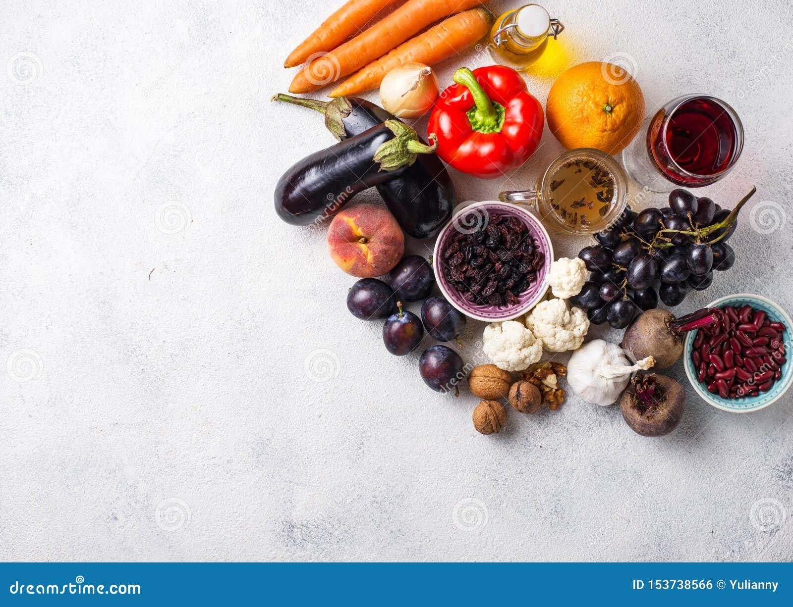 Antioxidantes en productos Consumici?n limpia