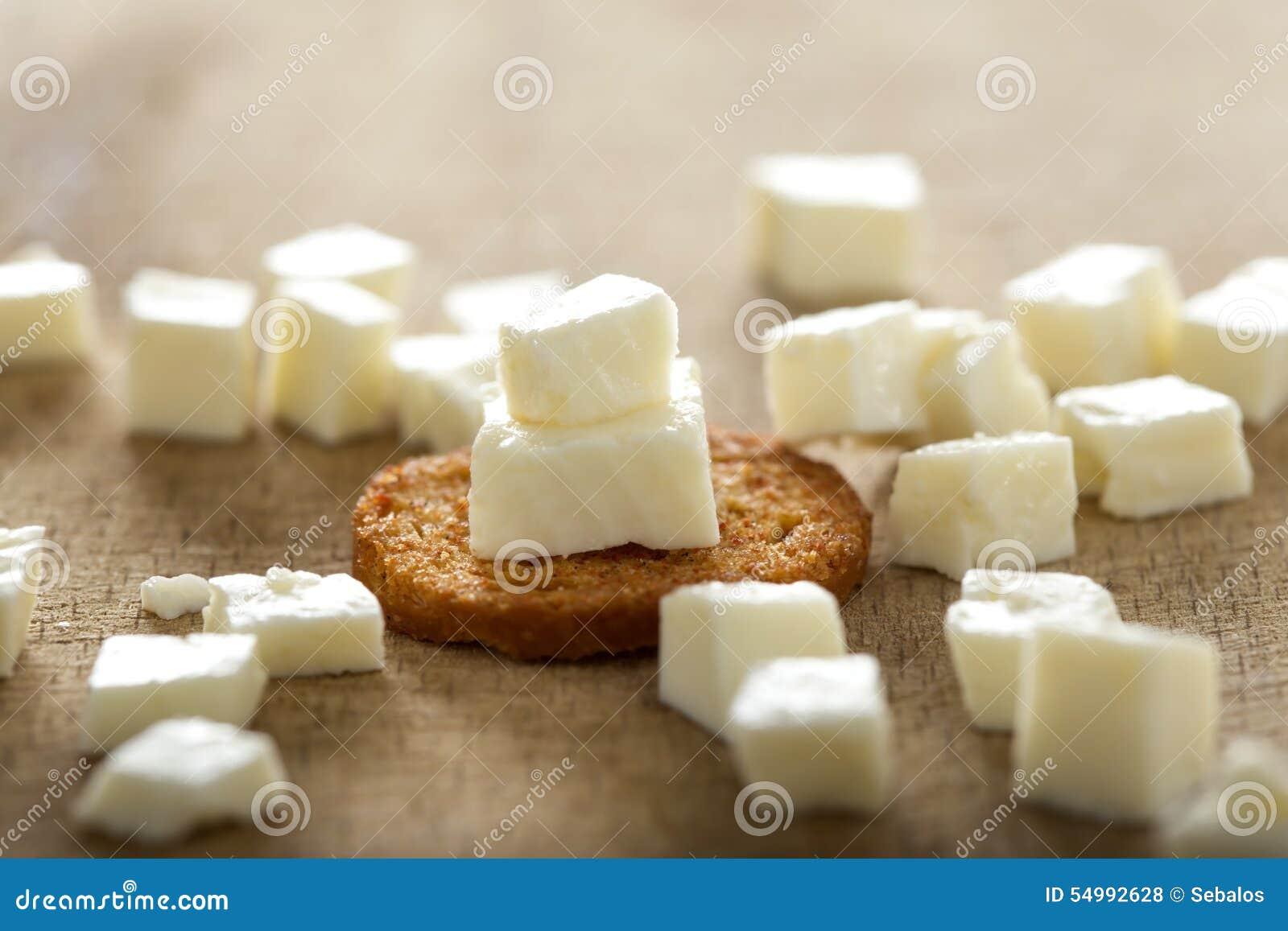 Antipasto med ost