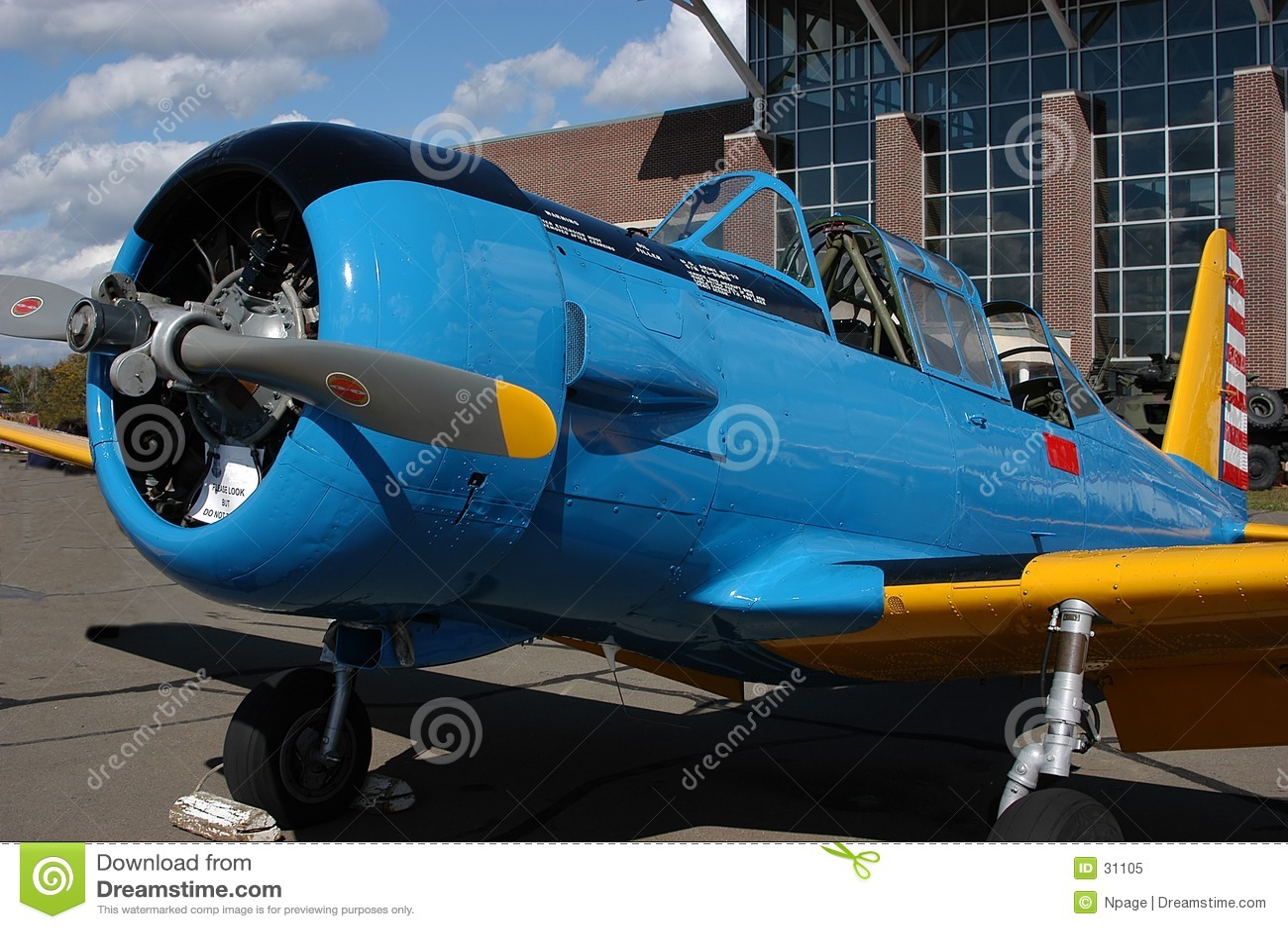 Antique Airplane II