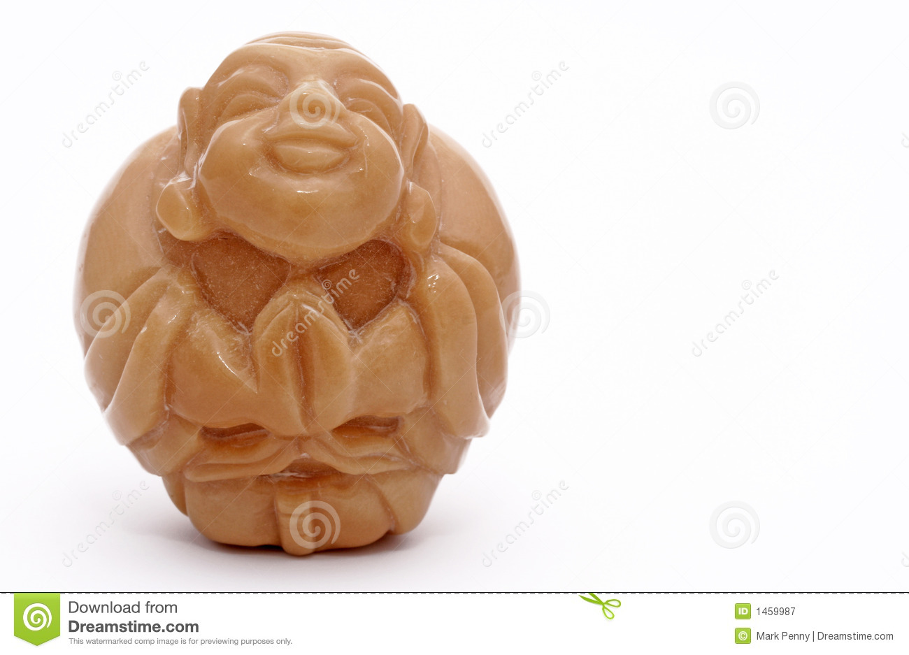 Antique Budda carving