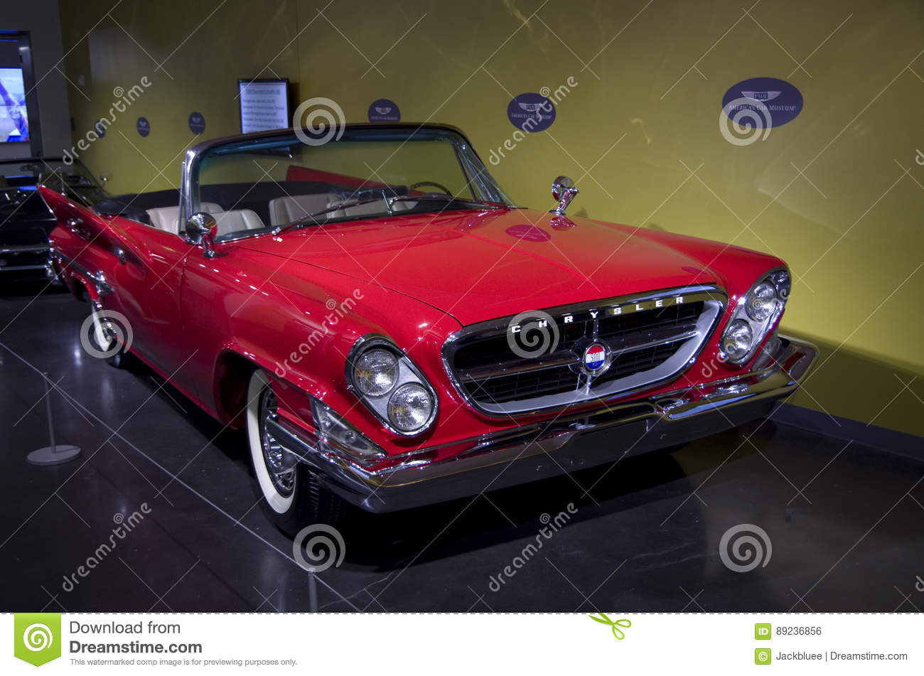 Antique Cars In Americas Car Museum Editorial Photo Image - Classic car museums in usa