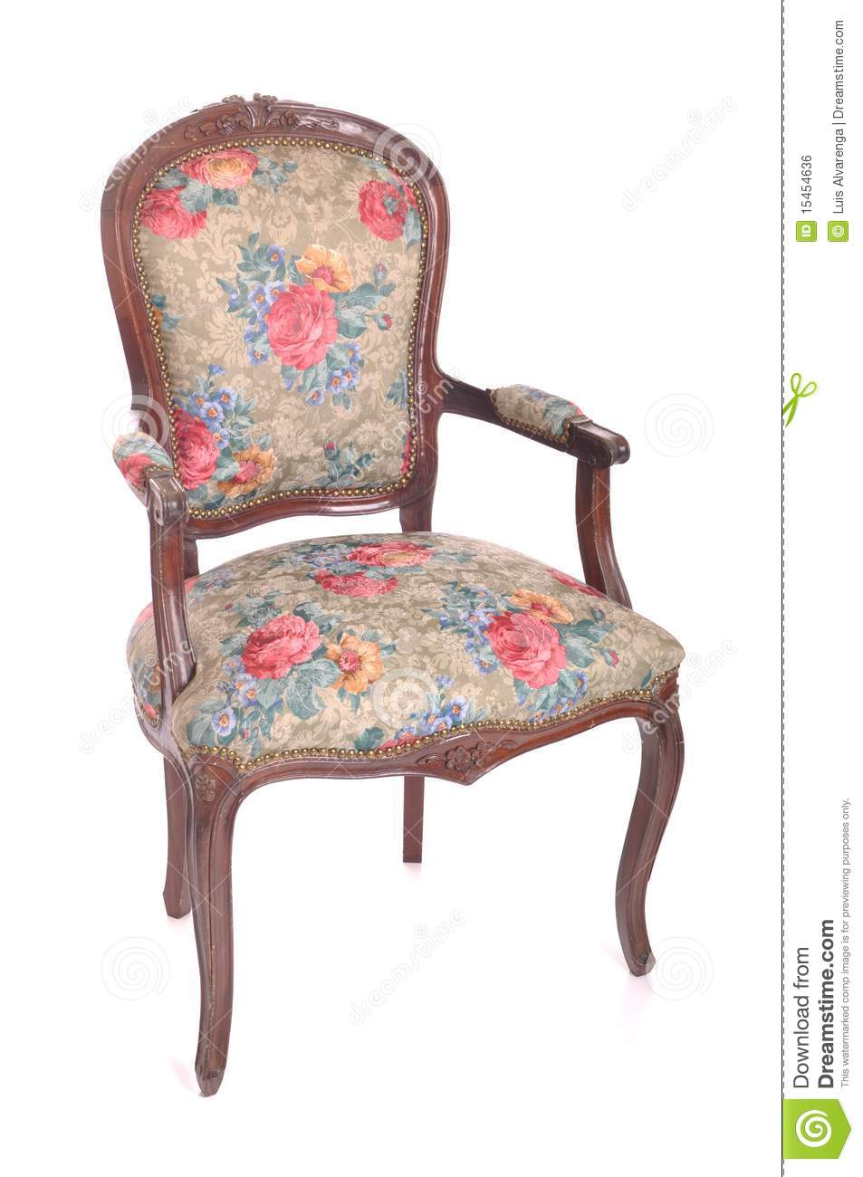 Antique chair royalty free stock image image 15454636 - Chair antieke ...