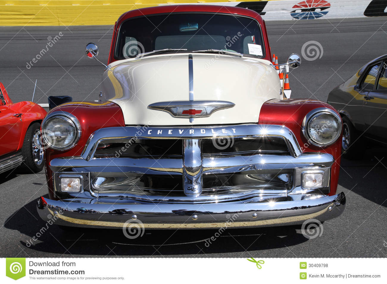 Antique chevrolet pickup truck editorial stock photo for Speedway motors used cars