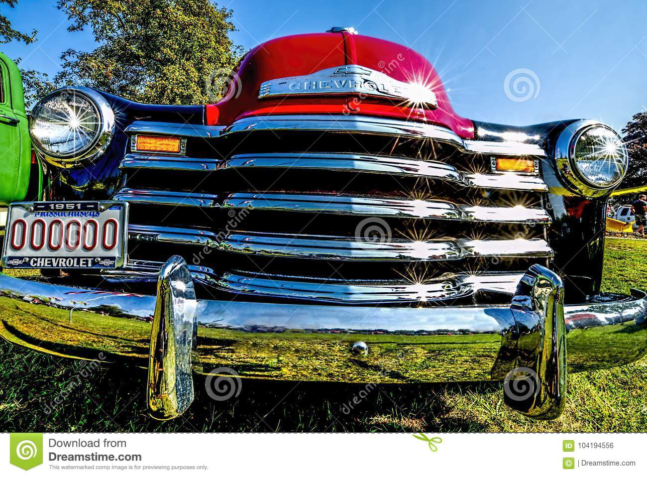1951 Antique Chevy Pick Up Truck Editorial Photo Image Of Chevrolet Police Car