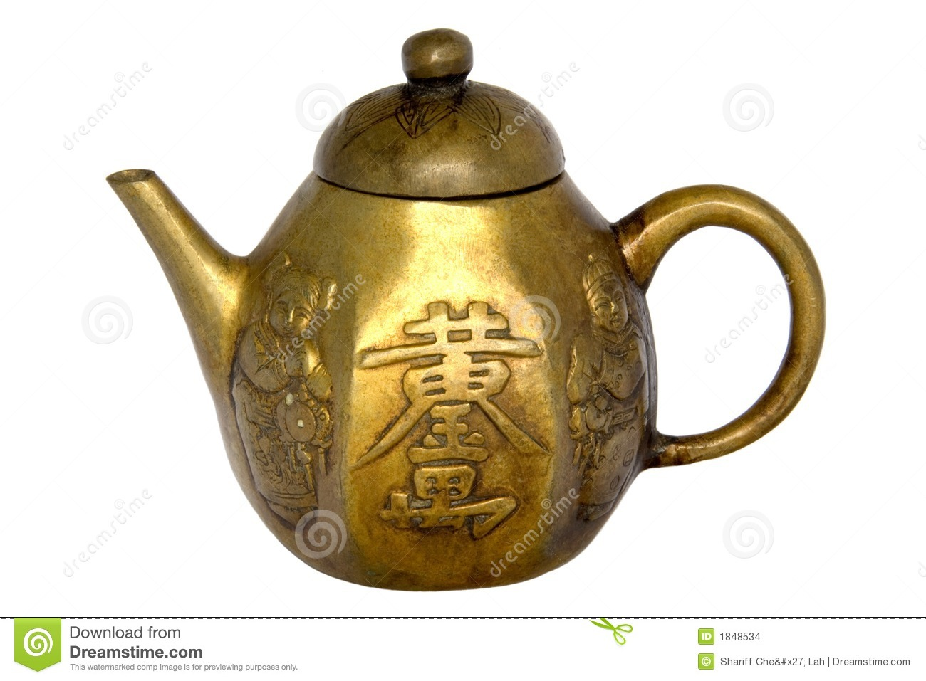 Opinion asian pot tea