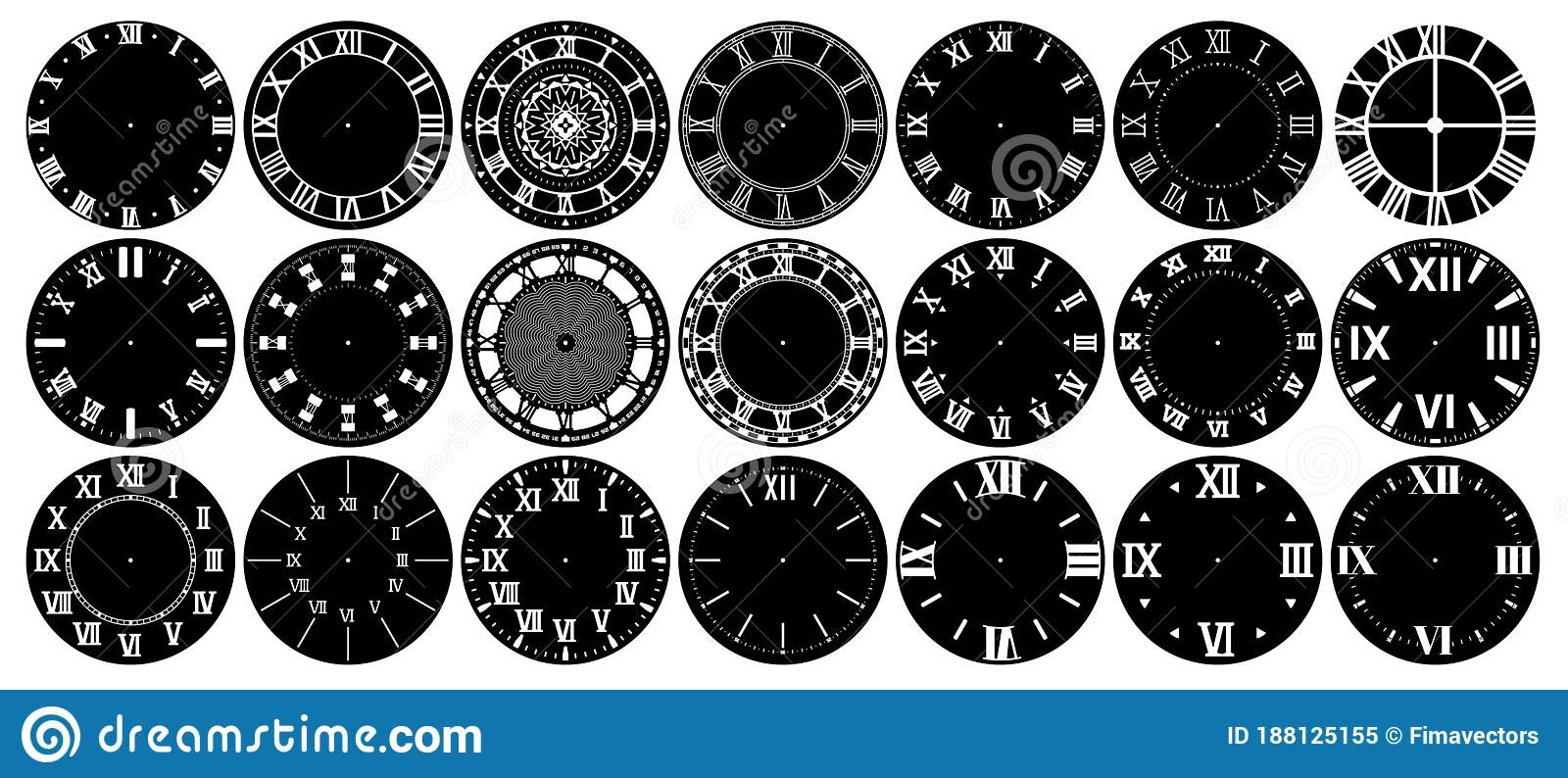 Clock Faces Old Stock Illustrations 34 Clock Faces Old Stock Illustrations Vectors Clipart Dreamstime
