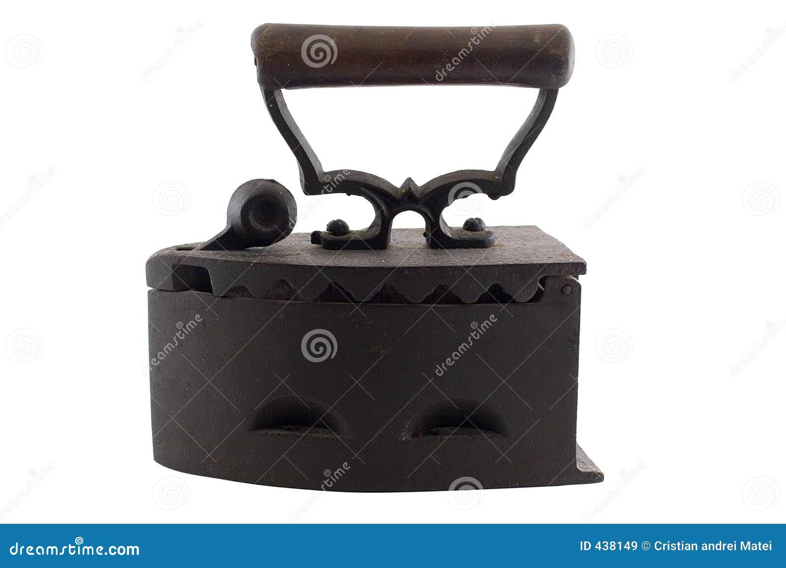 Antique Coal Laundry I...