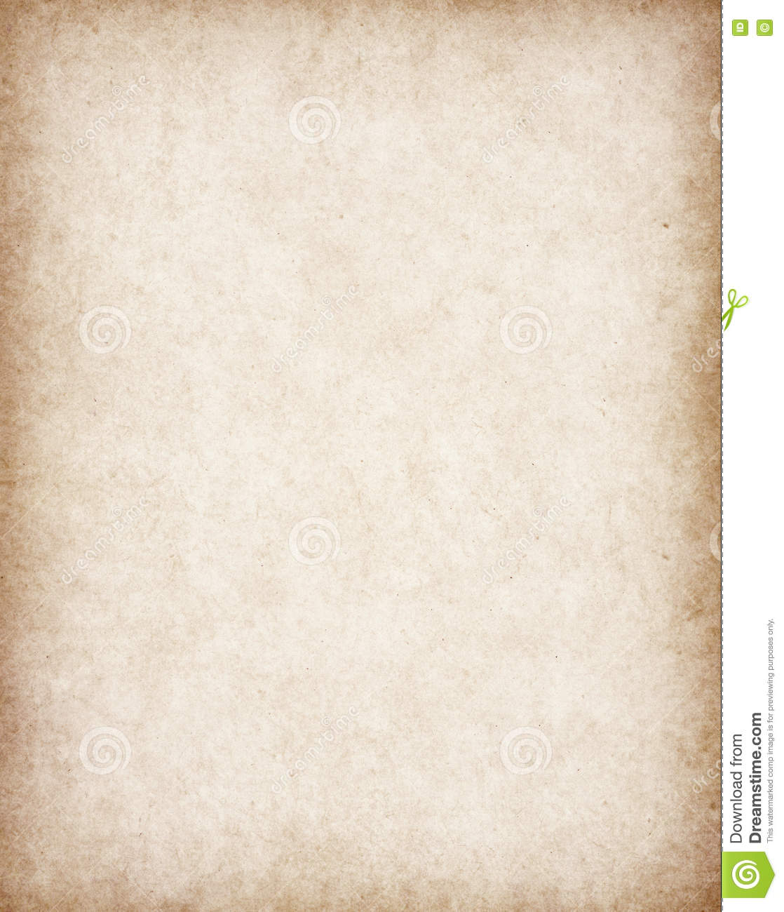 Antique Cracked Paper Texture Stock Illustration Illustration Of