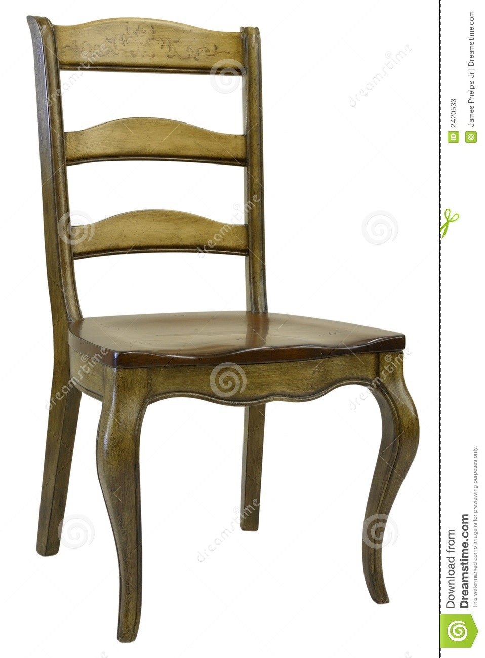Royalty Free Stock Photo. Download Antique Dining Chair ... Part 75
