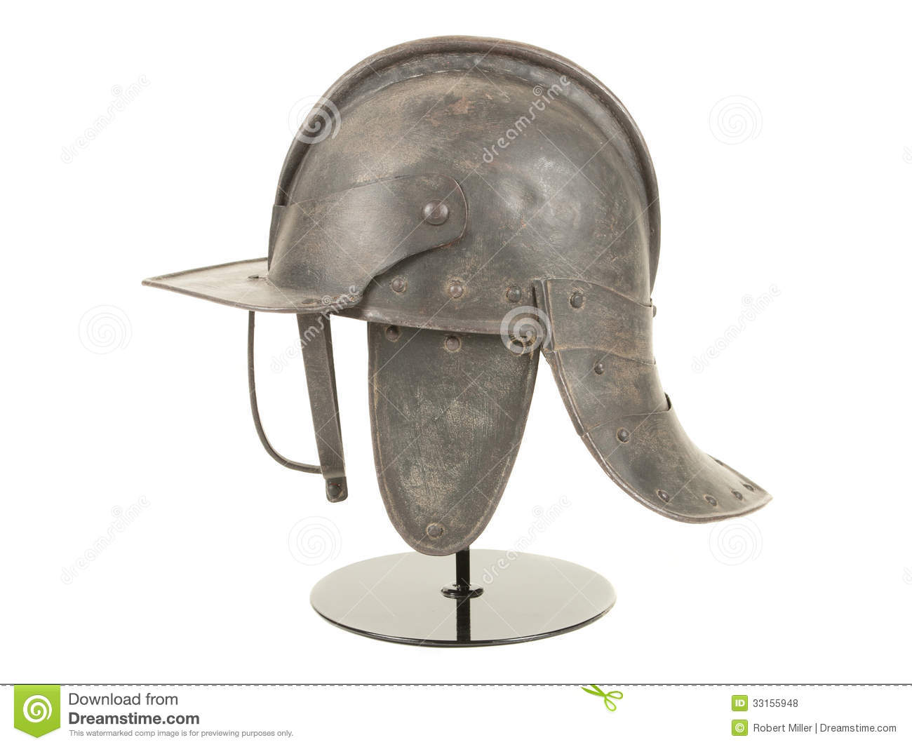 ... Period Lobstertail Helmet Royalty Free Stock Photos - Image: 33155948