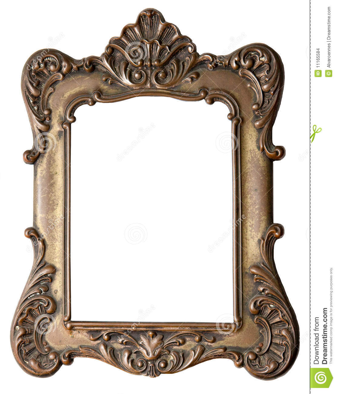 Antique Frame Stock Images Image 11165584