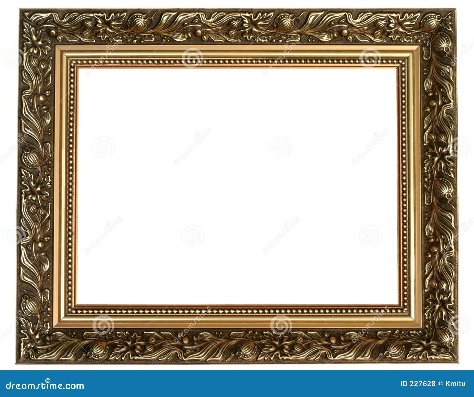 Antique Frame Royalty Free Stock Photos - Image: 227628