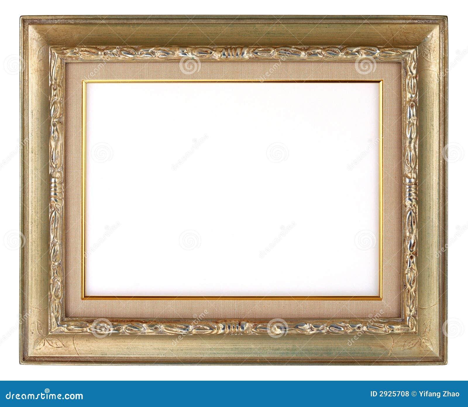 Antique Frame 40 Stock Photo Image Of Adorned Custom