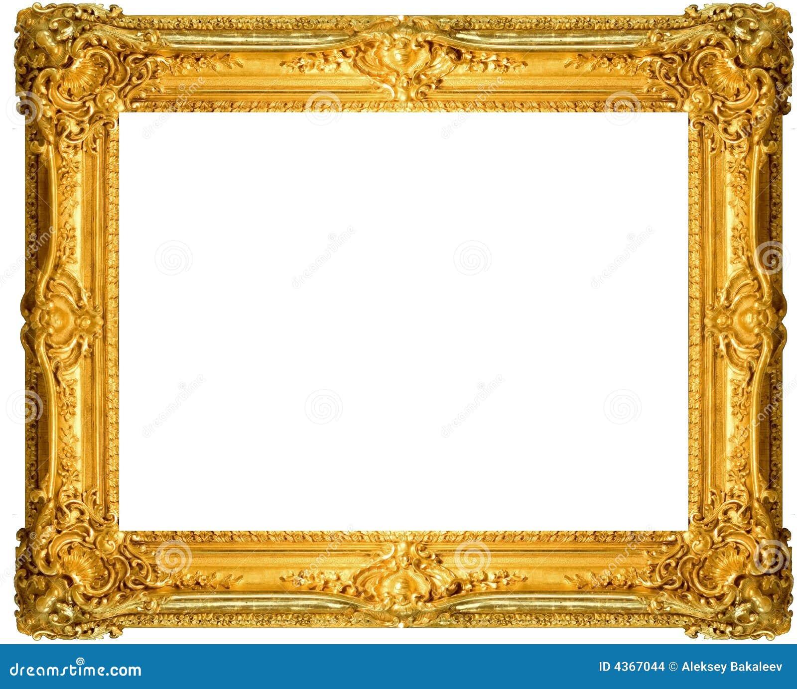 antique frame stock photo image of deco frame design. Black Bedroom Furniture Sets. Home Design Ideas