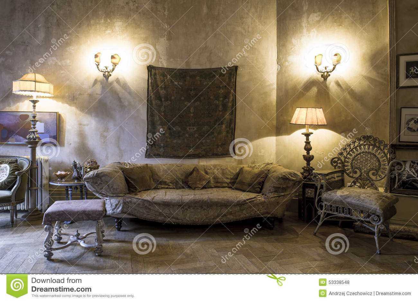 Antique furniture. Antique Furniture Editorial Stock Photo   Image  53338548