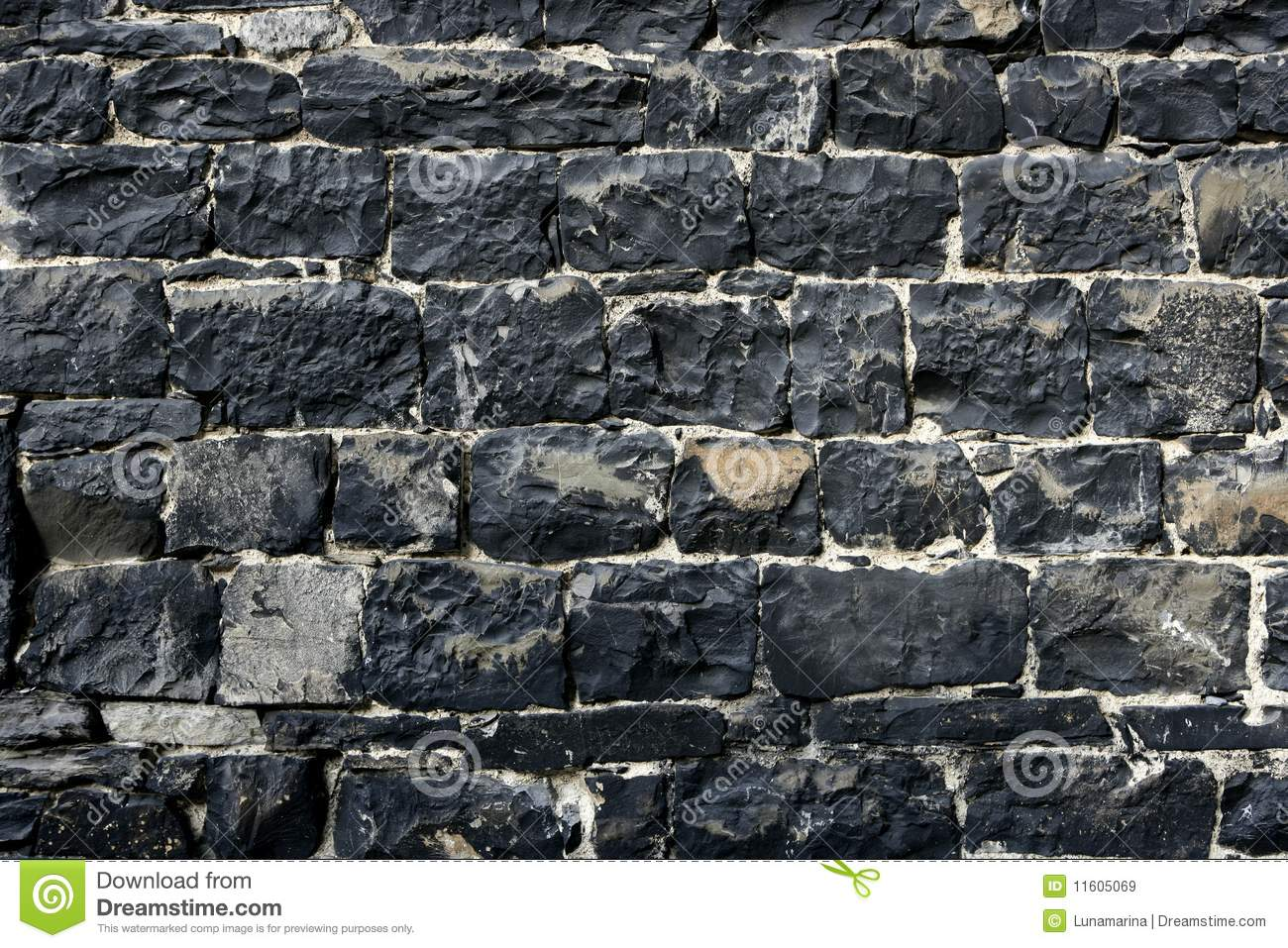 Vintage Stone Walls : Antique grunge old gray stone wall masonry royalty free
