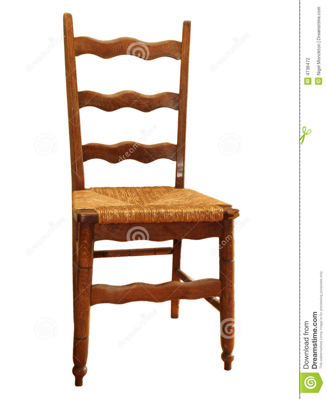 stock photography antique kitchen chair image kitchen chair Antique kitchen chair