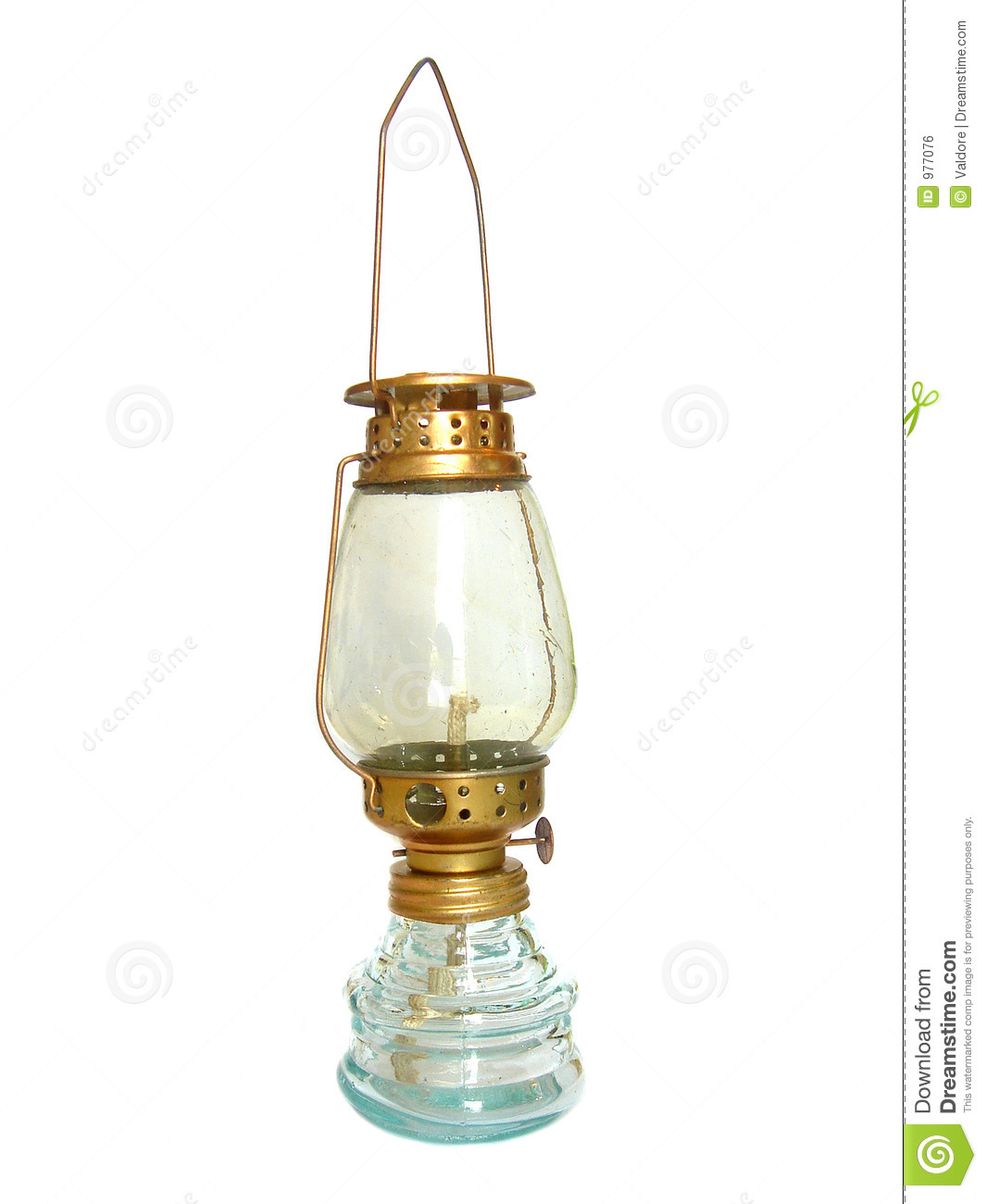download antique lamp on white backgound stock photo image of light gold 977076 - Antique Lamp