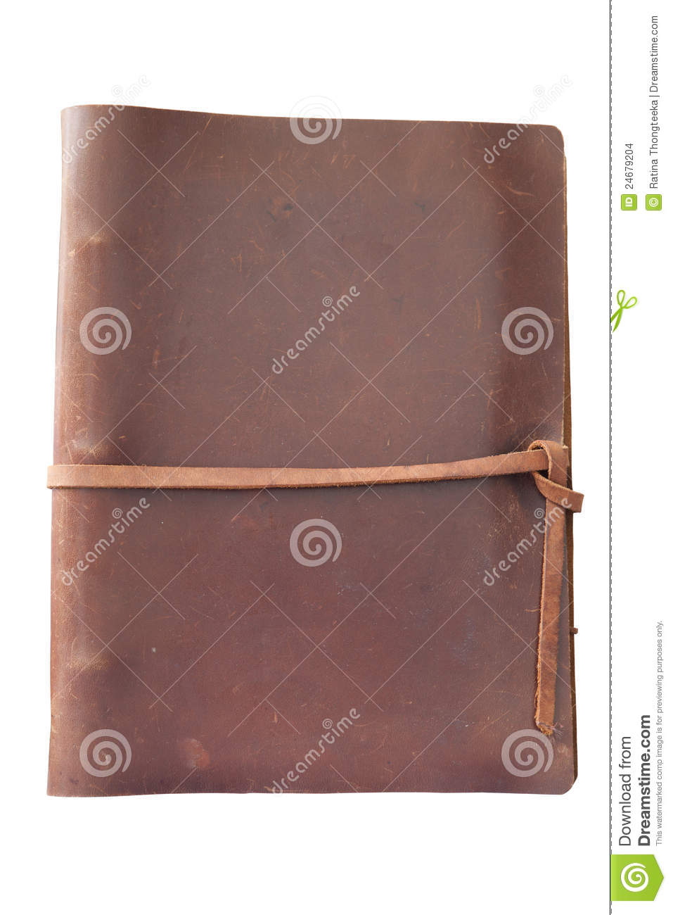 Book Cover Images Royalty Free ~ Closeup of leather book cover royalty free stock image