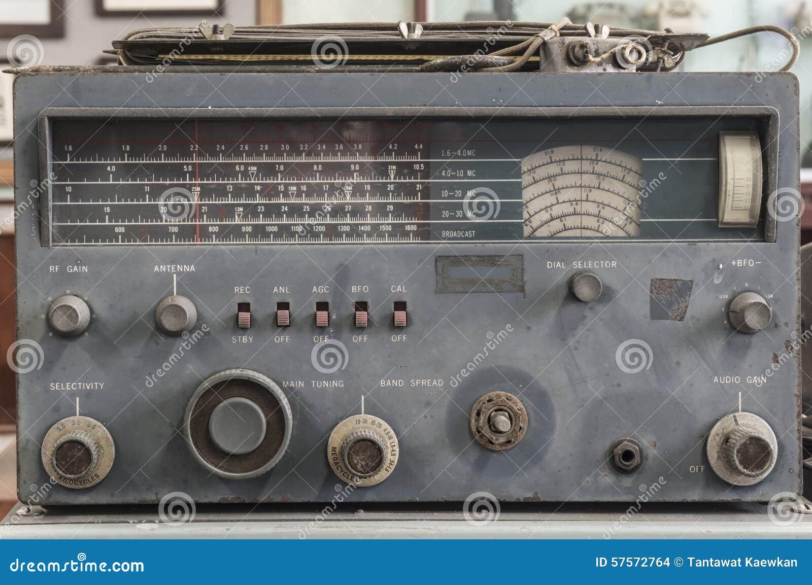 Collecting Military Radios by Ralph Hogan WB4TUR - QSLnet