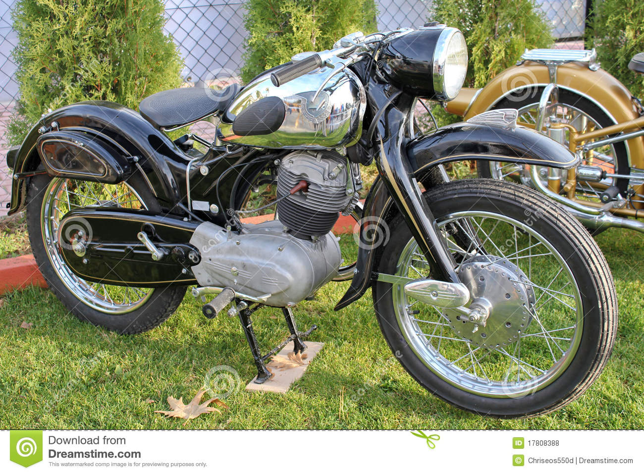 70d19568 Antique NSU motorcycle stock photo. Image of powerful - 17808388