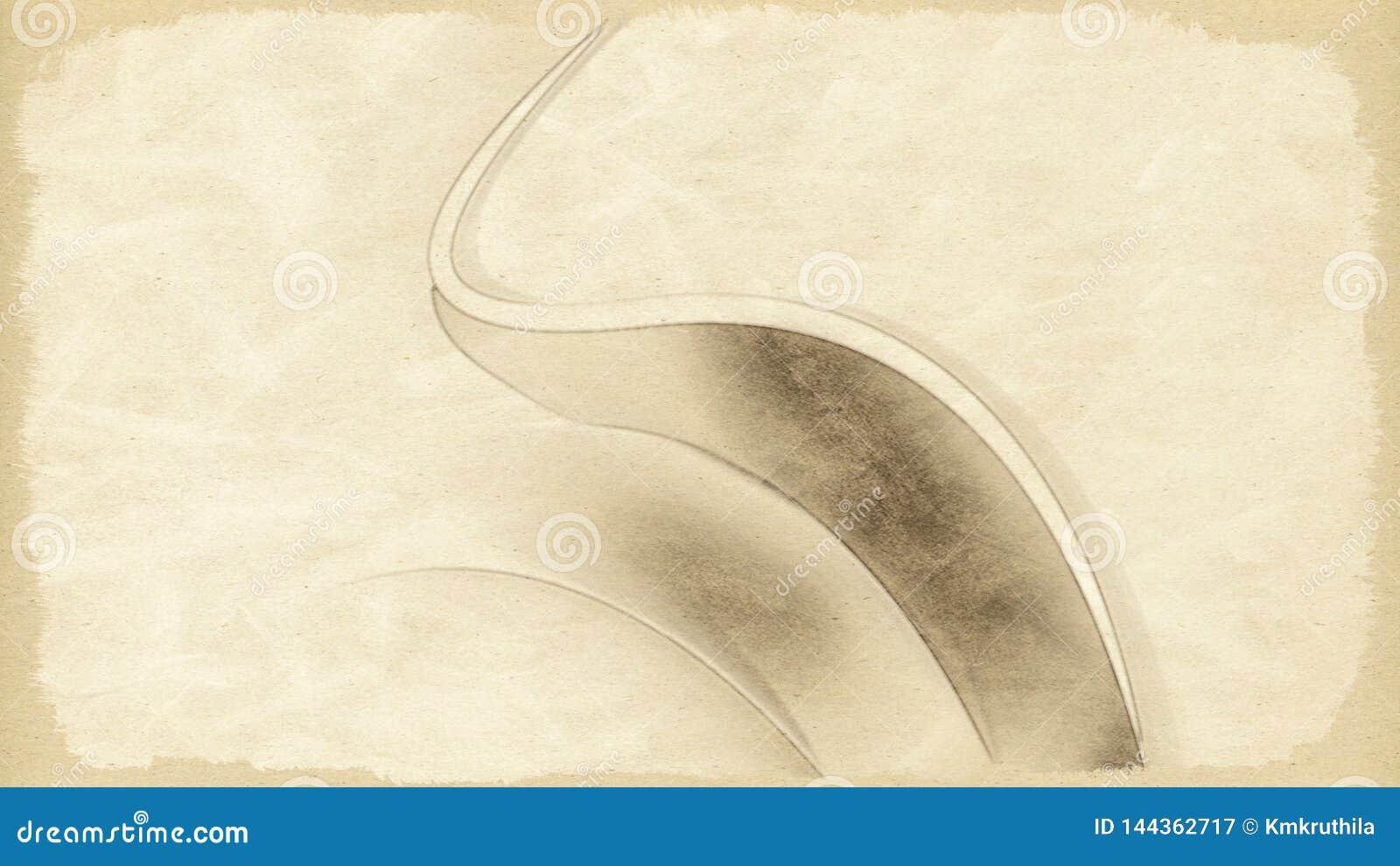 Antique Paper Texture Stock Illustration Illustration Of Background