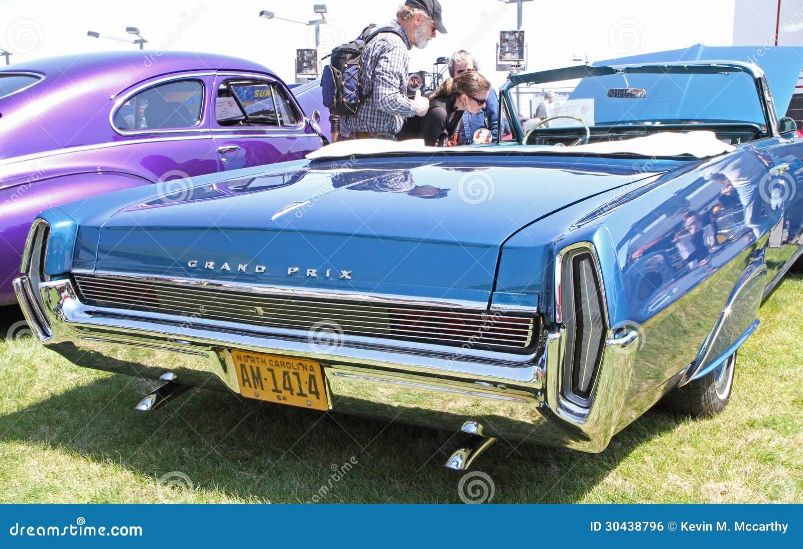 antique pontiac grand prix automobile editorial photo image 30438796. Black Bedroom Furniture Sets. Home Design Ideas