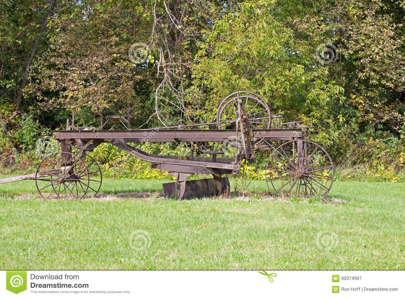antique road grader stock image image of road rusted 60374997