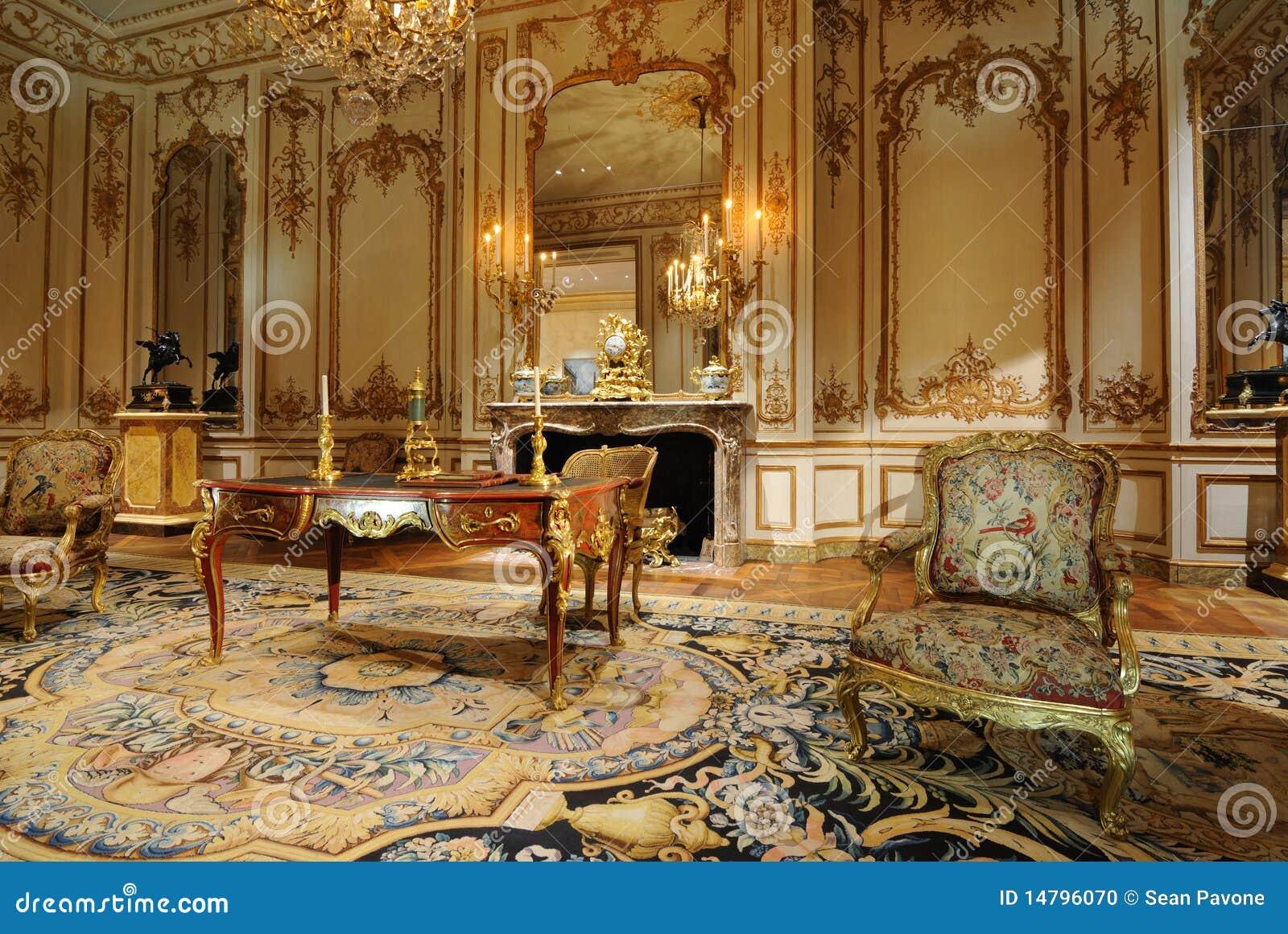 Antique Room Editorial Image Image 14796070