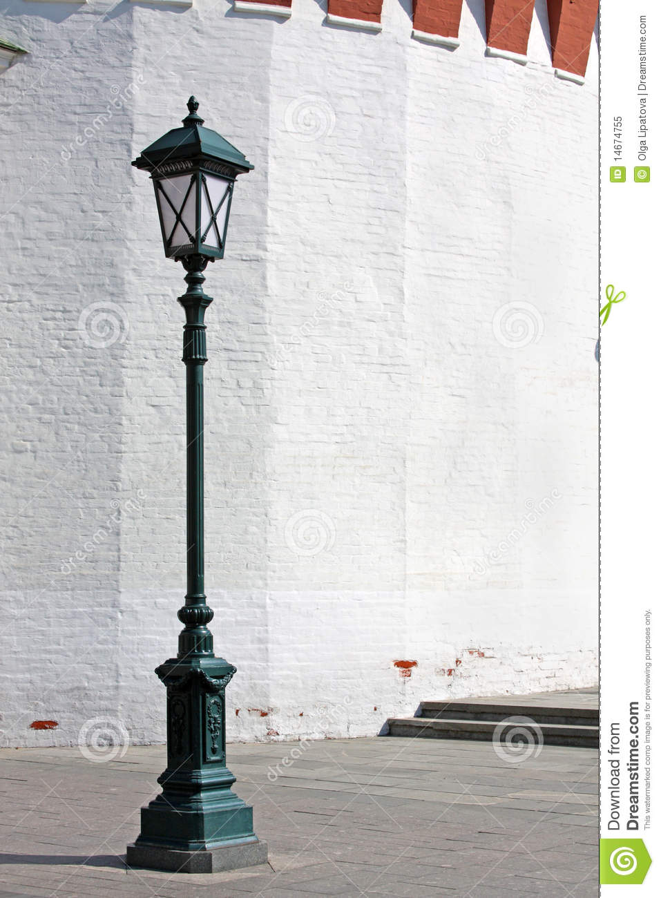 Antique Street Light R...