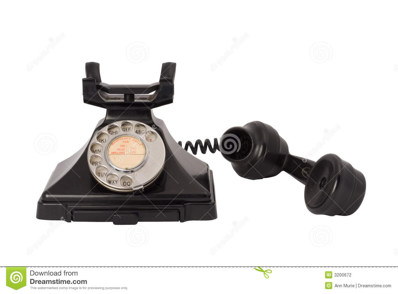 Hook up antique phone