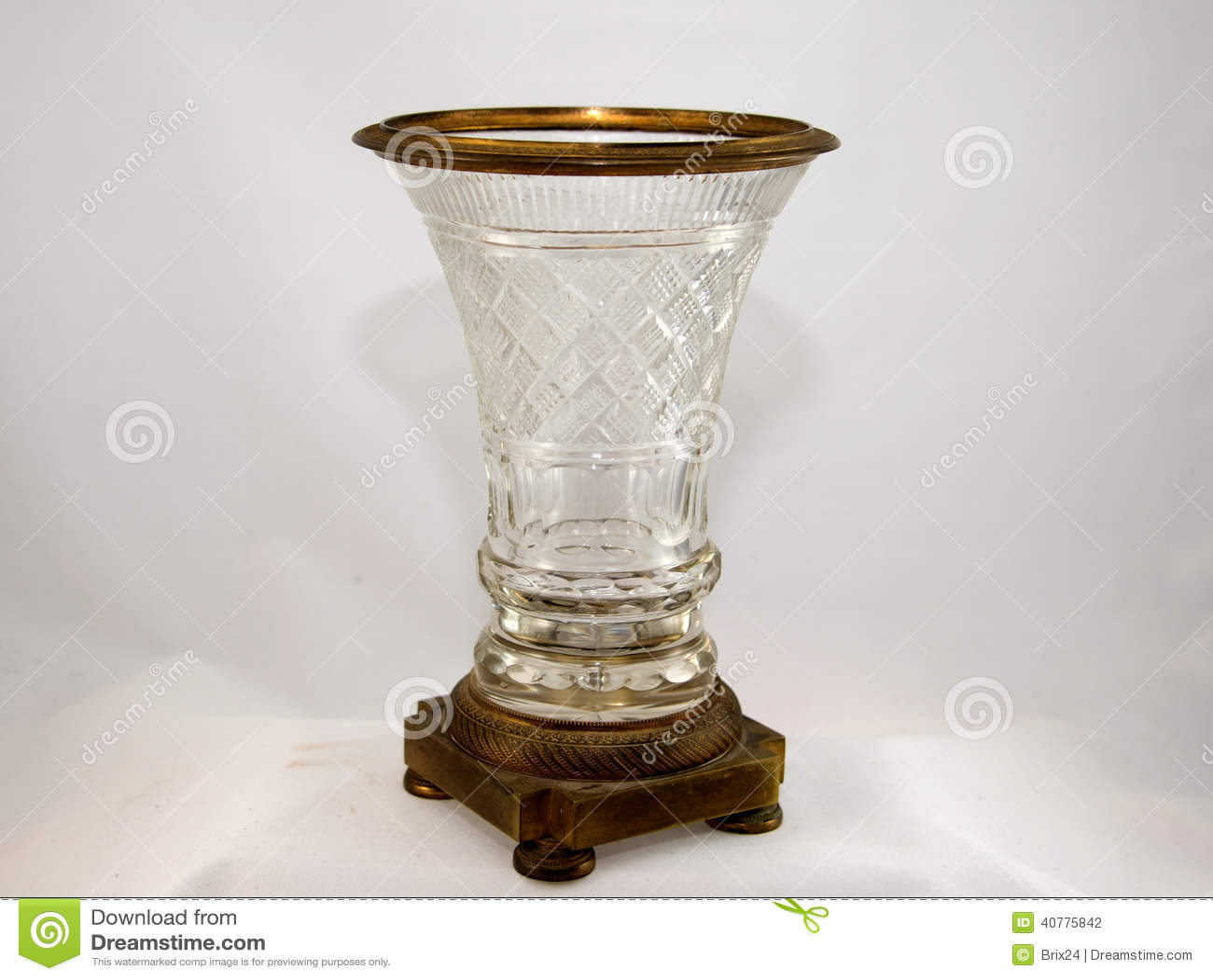 Antique Vase Stock Photo Image 40775842