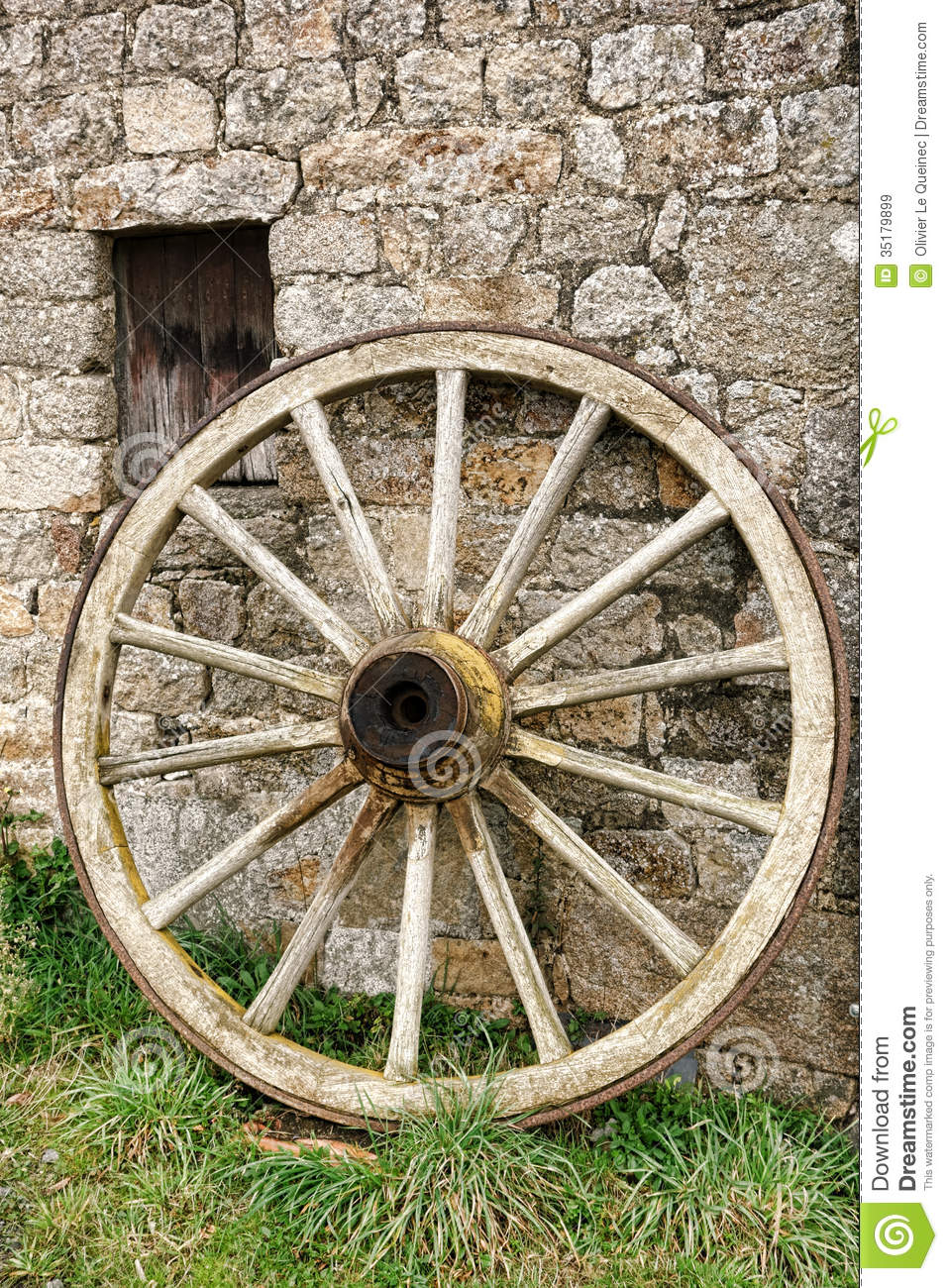 How To Build A Wooden Wagon Wheel