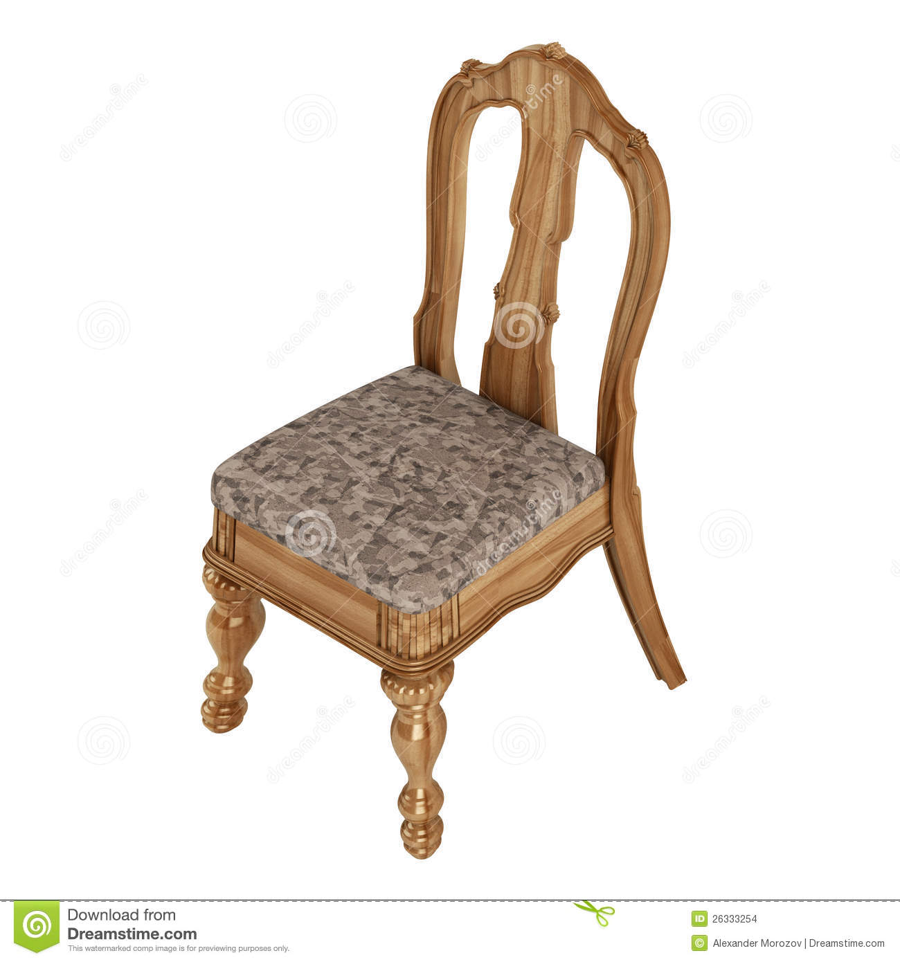 Superb img of More similar stock images of ` Antique wooden chair ` with #84A427 color and 1300x1390 pixels