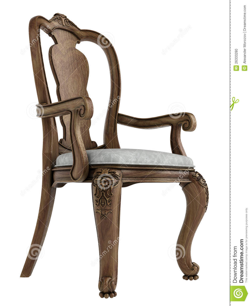 More Similar Stock Images Of ` Antique Wooden Chair `. Full resolution‎  portraiture, nominally Width 1065 Height 1300 pixels, portraiture with #84A625.