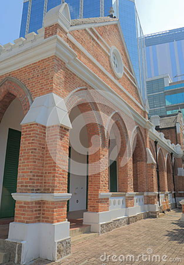 Antiquities and Monuments office Hong Koan