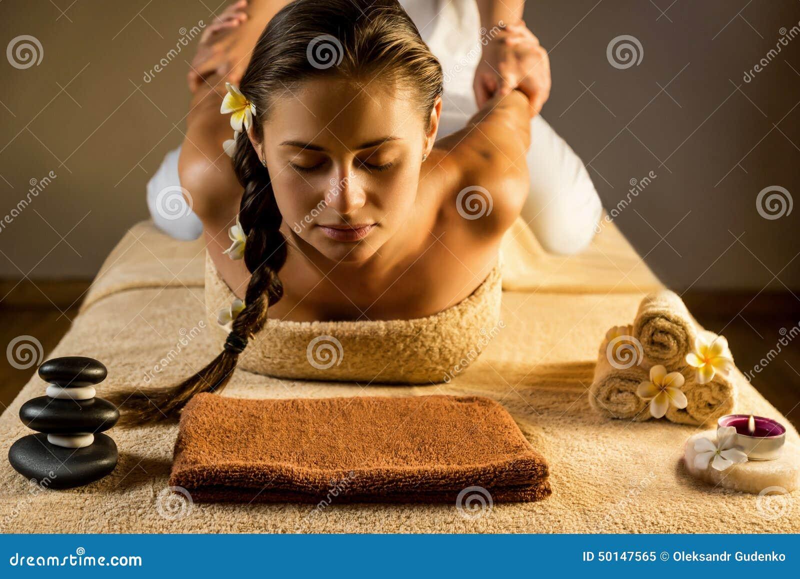 Antistress massage