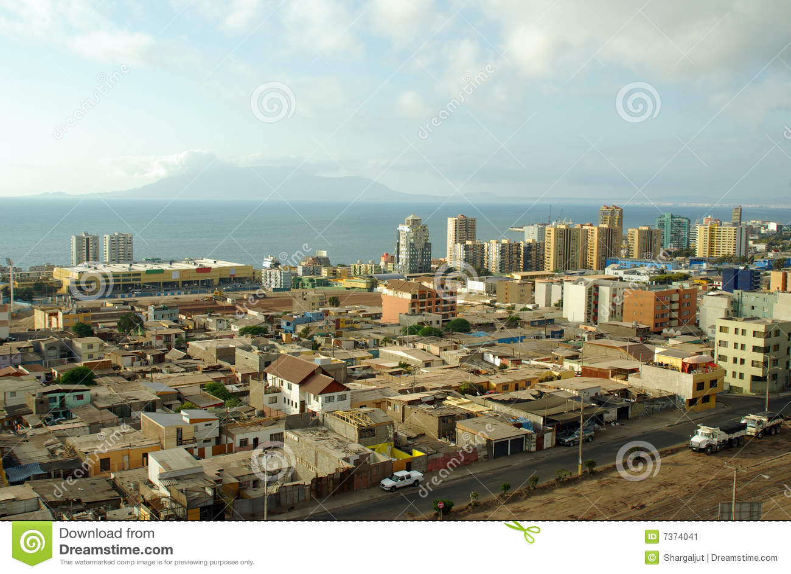Antofagasta Chile  City pictures : Antofagasta, Chile Stock Image Image: 7374041