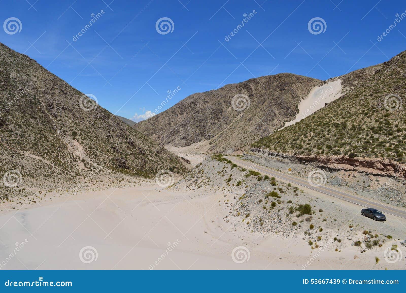 Antofagasta De Los angeles Sierra