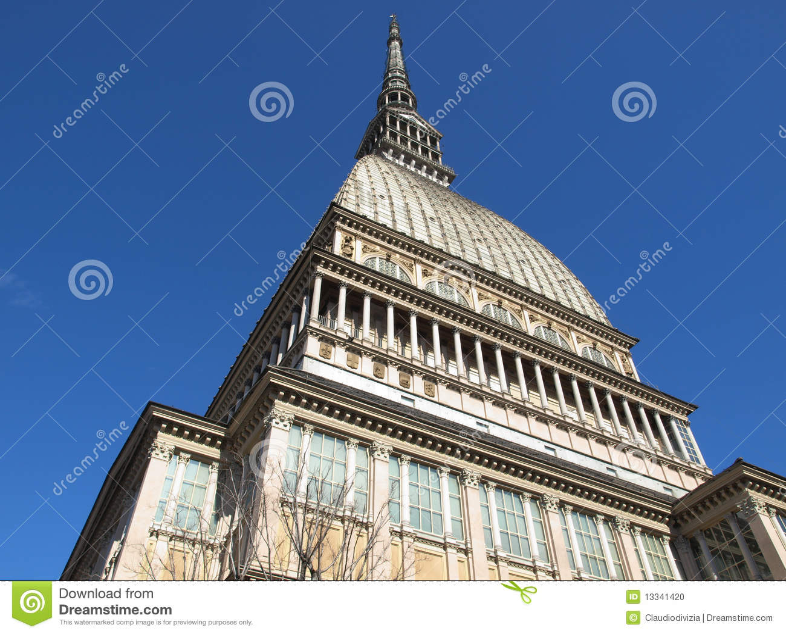 Antonelliana gramocząsteczka Turin