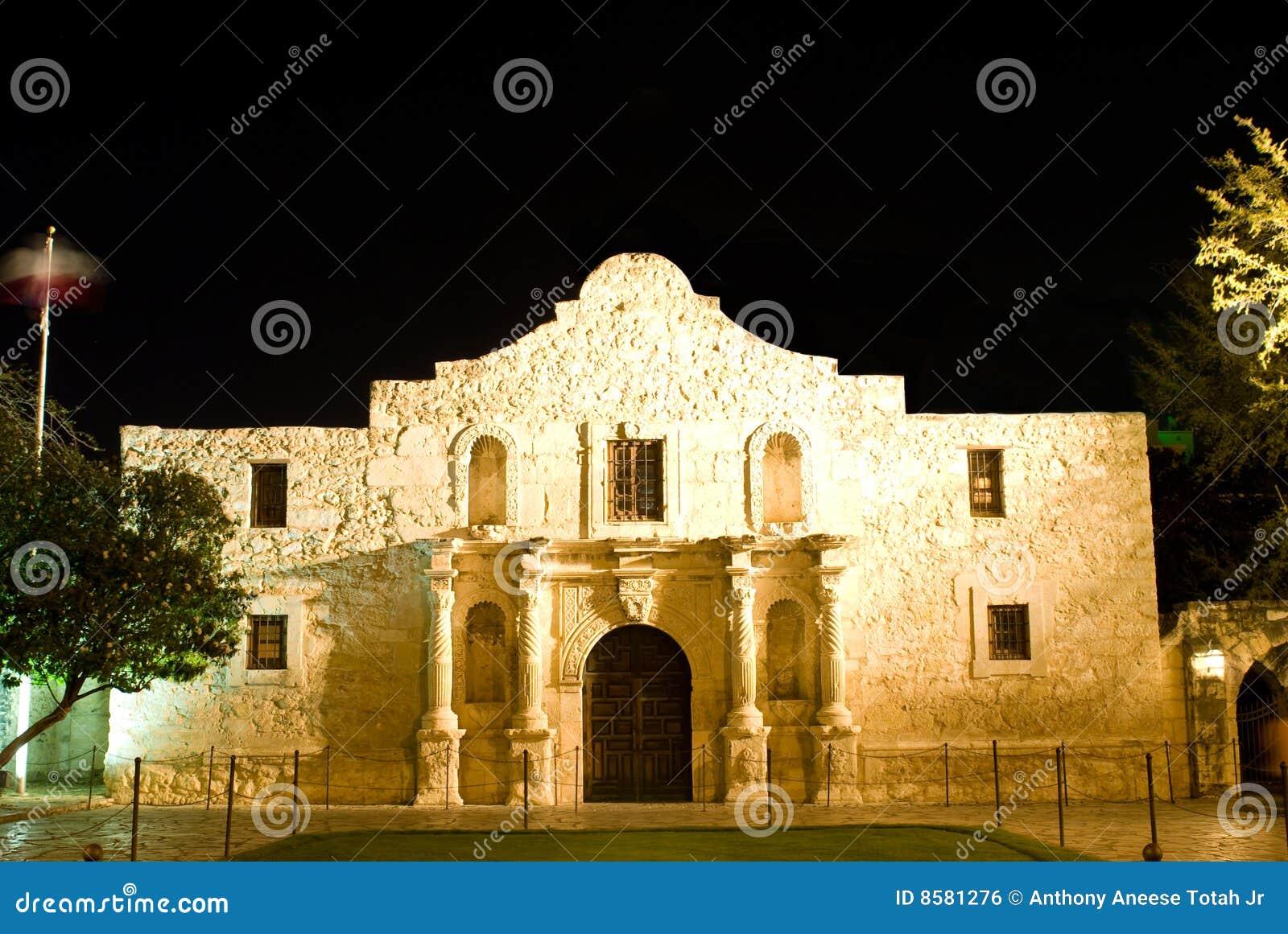 Antonio san texas alamo