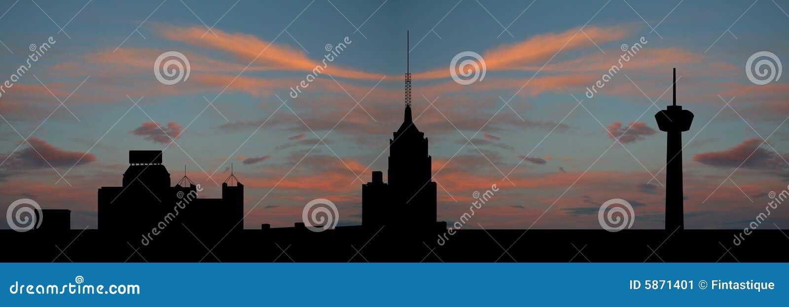 Antoniosan solnedgång