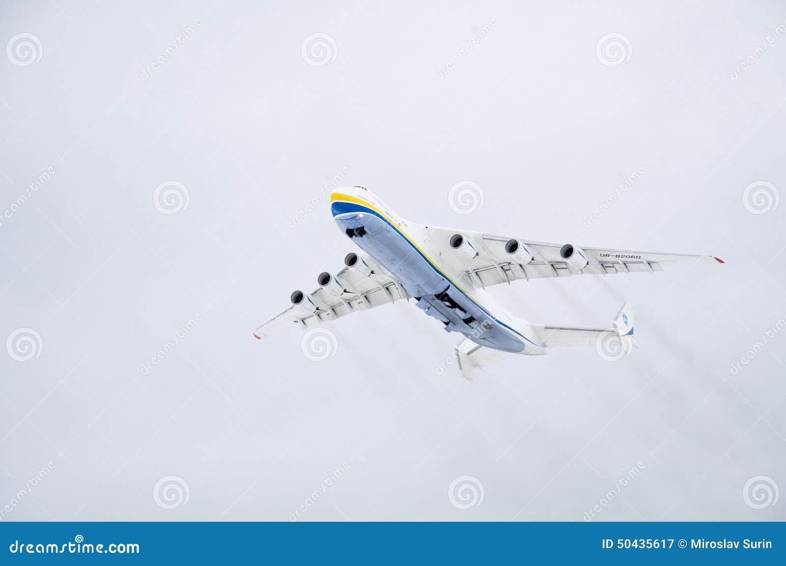 Antonov An-225 Mryja