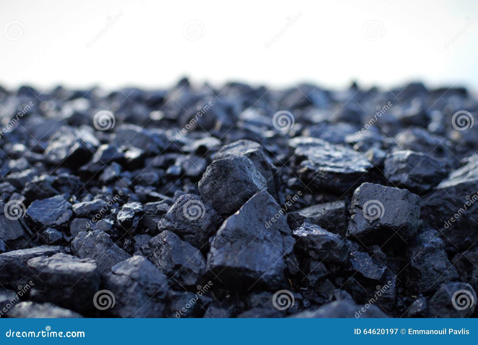 Antraciet steenkool