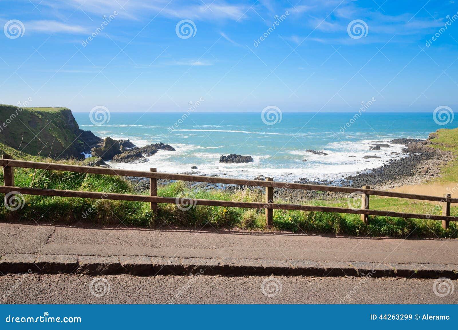 Antrim wybrzeże