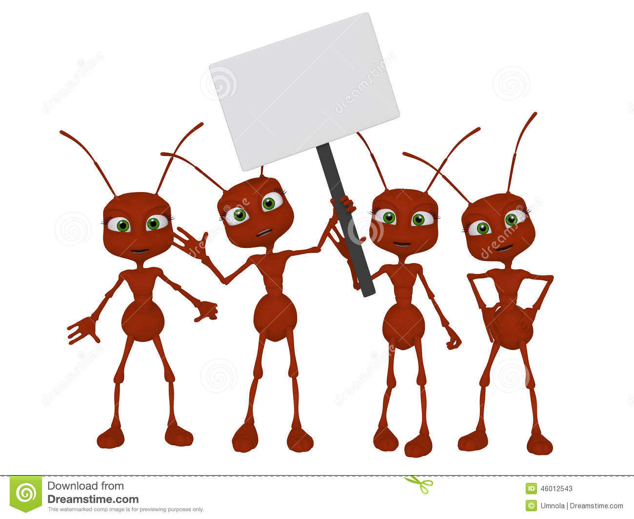 Queen Ant Cartoons and Comics  funny pictures from