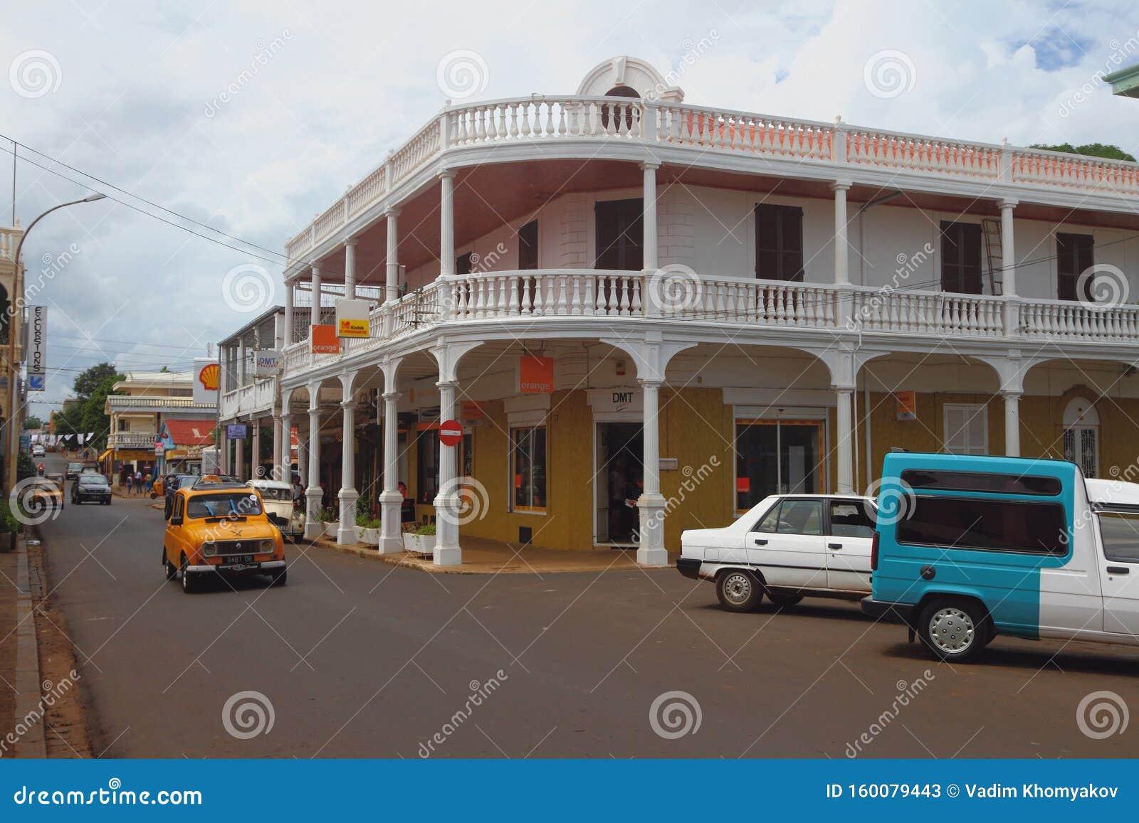 Auto HOOK UP Antsiranana Madagaskar