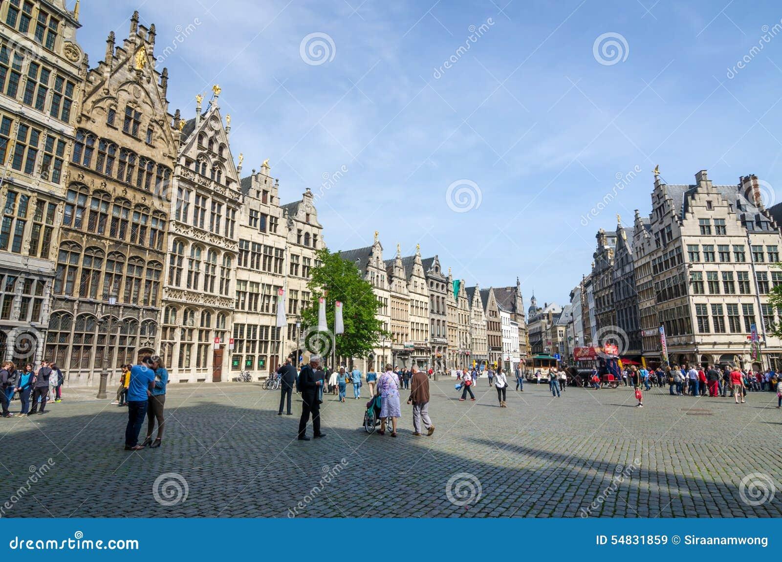 turist i belgien