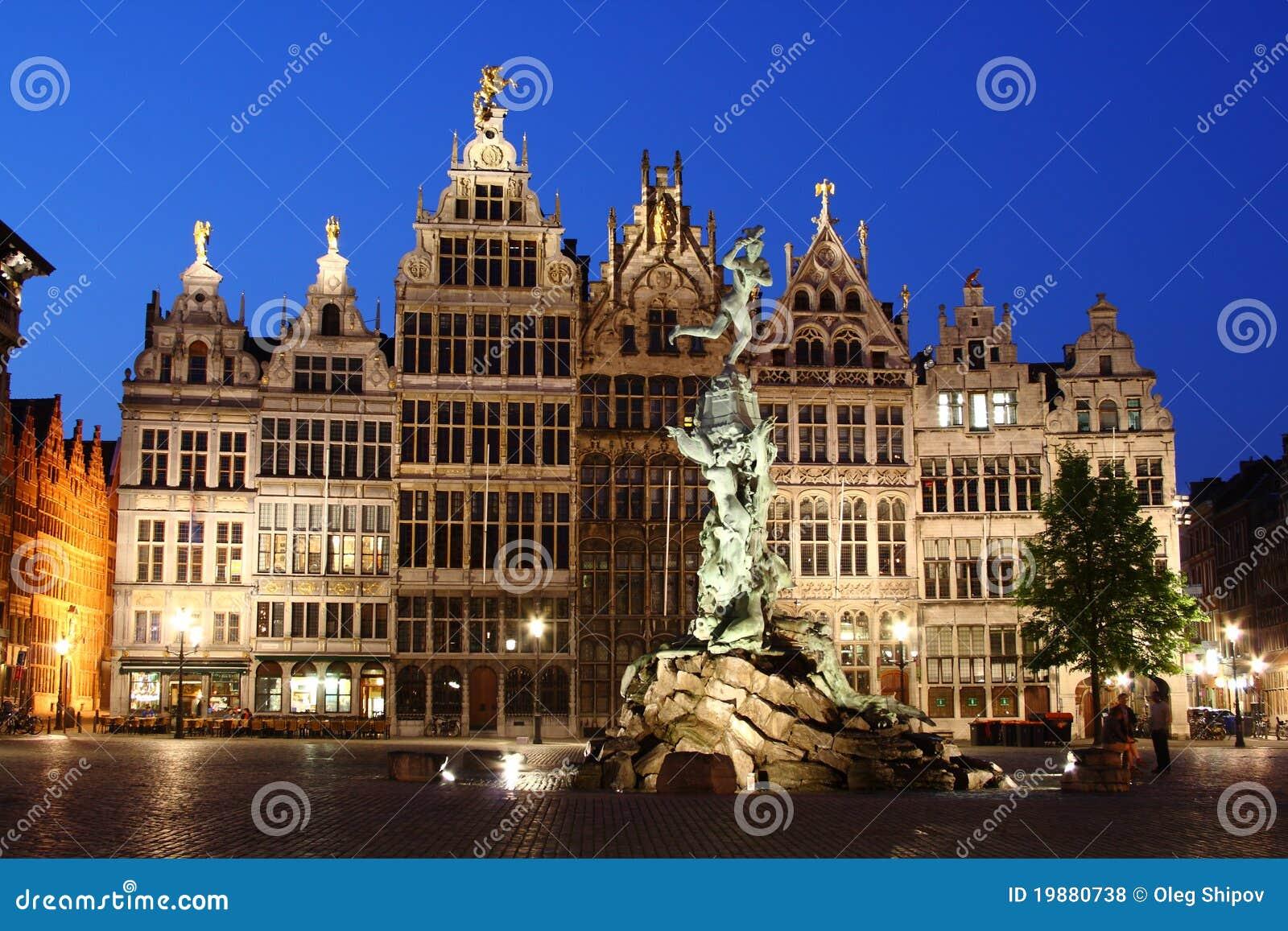 Antwerp natt