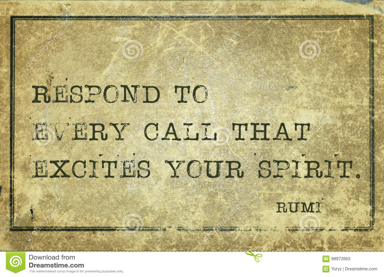 Rumi Citaten Nederlands : Antwoord elke rumi stock afbeelding bestaande
